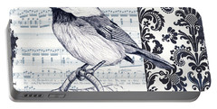 Indigo Vintage Songbird 2 Portable Battery Charger
