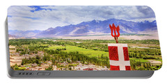 Portable Battery Charger featuring the photograph Indus Valley by Alexey Stiop