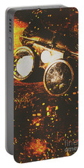 Industry Of Artistic Creations Portable Battery Charger