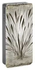 Ink Grass Portable Battery Charger
