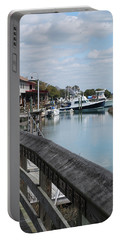 Inlet Fishing Fleet Portable Battery Charger