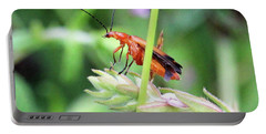 Insect Portable Battery Charger