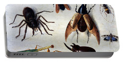 Insects, 1660 Portable Battery Charger