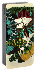 Insects, Plate-16 Portable Battery Charger