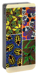 Insects, Plate-20 Portable Battery Charger
