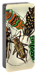 Insects, Plate-4 Portable Battery Charger