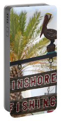 Inshore Fishing  Portable Battery Charger
