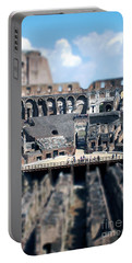 Inside The Colosseum Portable Battery Charger