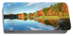 Portable Battery Charger featuring the photograph Inspiration by Greg Fortier