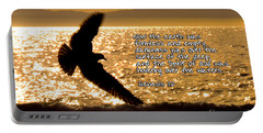 Inspirational - On The Move Portable Battery Charger