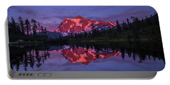Intense Reflection Portable Battery Charger