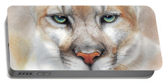 Intensity - Mountain Lion - Puma Portable Battery Charger