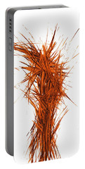 Portable Battery Charger featuring the painting Intensive Abstract Painting 1029.050512 by Kris Haas