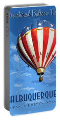 International Balloon Fiesta Portable Battery Charger
