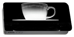 Intimidating Cup Of Coffee Portable Battery Charger