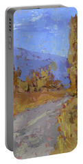 Into Autumn Portable Battery Charger