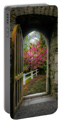 Portable Battery Charger featuring the photograph Into Irish Spring by James Truett