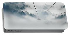 Into The Abyss Portable Battery Charger