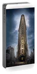 Portable Battery Charger featuring the photograph Into The Clouds by Marvin Spates