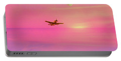 Into The Wild Pink Yonder Portable Battery Charger