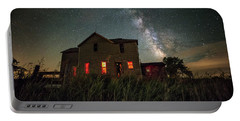 Invasion Portable Battery Charger by Aaron J Groen