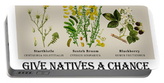 Invasive Species Nevada County, California Portable Battery Charger