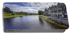 Portable Battery Charger featuring the photograph Inverness by Jeremy Lavender Photography