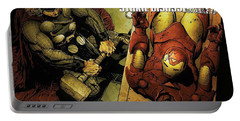 Invincible Iron Man Portable Battery Charger