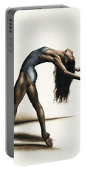 Invitation To Dance Portable Battery Charger