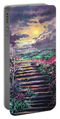 Invitation To Heaven Portable Battery Charger