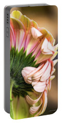 Portable Battery Charger featuring the photograph Inward Pleasure by Jessica Manelis