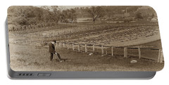Portable Battery Charger featuring the photograph Inwood 1906 by Cole Thompson
