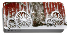 Iowa Blizzard Portable Battery Charger