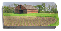 Iowa Corn Sprouts Portable Battery Charger