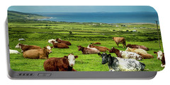 Ireland - Westcoast Portable Battery Charger by Juergen Klust