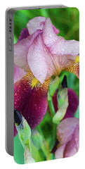 Iriis After Rain Portable Battery Charger