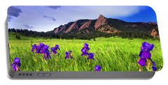 Iris And Flatirons Portable Battery Charger