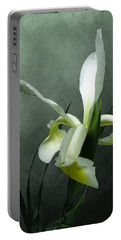 Iris Celebration Portable Battery Charger by I\'ina Van Lawick