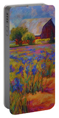 Iris Field Portable Battery Charger