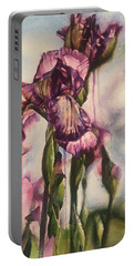 Iris Garden Portable Battery Charger