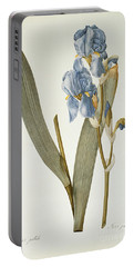 Iris Pallida Portable Battery Charger
