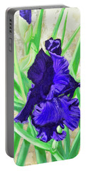 Iris Royalty Portable Battery Charger