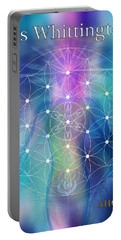 Iris Whittington Portable Battery Charger by Ahonu