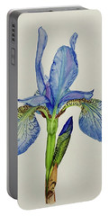 Iris You Were Here Portable Battery Charger