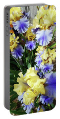 Irises 11 Portable Battery Charger