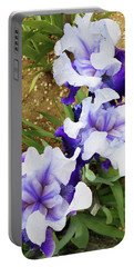 Irises 14 Portable Battery Charger