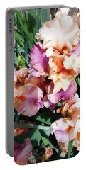 Irises 19 Portable Battery Charger