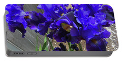 Irises 26 Portable Battery Charger