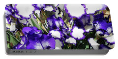 Irises 8 Portable Battery Charger