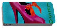 Irish Burlesque Shoe    Portable Battery Charger